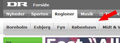 dr.dk beta header