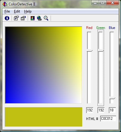 ColorDetective