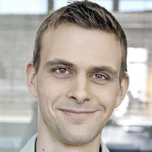 Portræt af Søren Hugger Møller