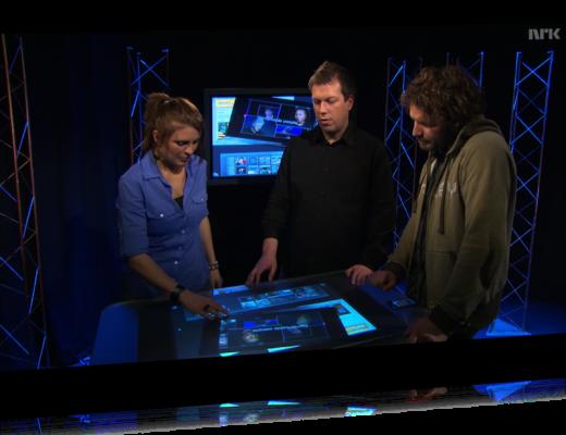 Microsoft Surface i Tekno 2009 E01