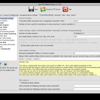 Avancerede indstillinger i PS3 Media Server